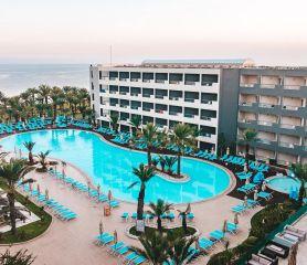 Тунис 2021, хотел VINCI ROSA BEACH 4*